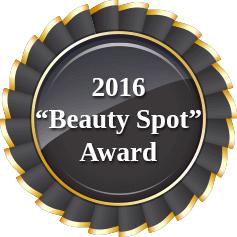 2016 Beauty Spot Award