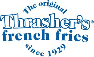Thrasher's Logo